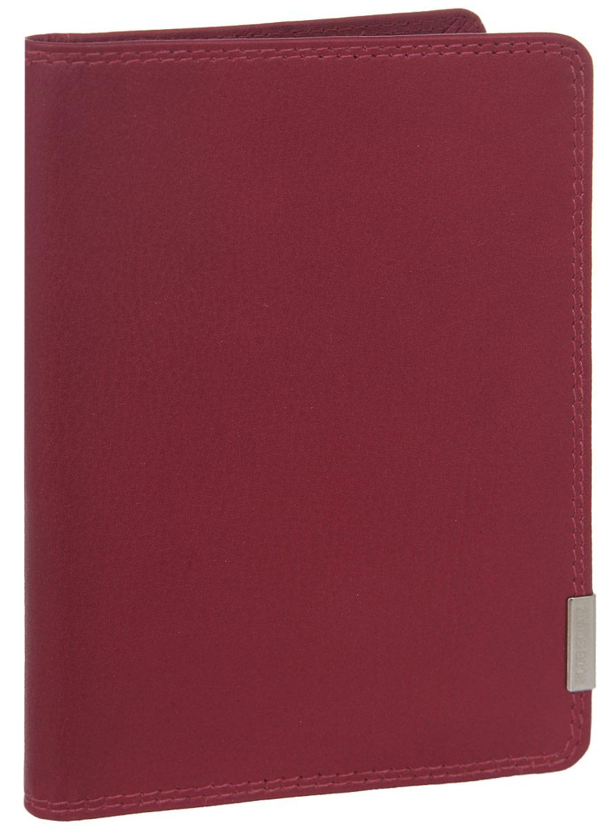 Обложка для паспорта женская Bodenschatz, цвет: красный. 8-724/131807455 pearl ak multiСтильная женская обложка для паспорта Bodenschatz изготовлена из высококачественной натуральной кожи с гладкой фактурой. Внутренняя поверхность выполнена из хлопка. Изделие оформлено металлической фурнитурой с названием бренда.Обложка для паспорта поможет сохранить внешний вид ваших документов и защитить их от повреждений, а также станет стильным аксессуаром, который подчеркнет ваш образ.