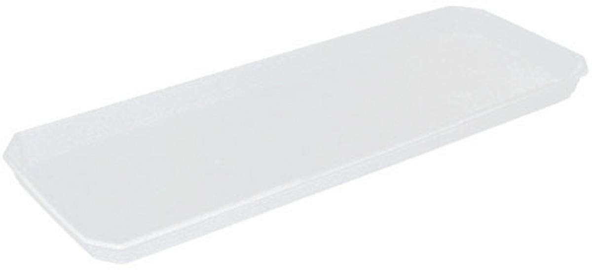 Поддон для балконного ящика InGreen, цвет: белый, длина 40 см531-102Поддон для балконного ящика InGreen выполнен из прочного цветного пластика. Изделие предназначено для стока воды.Размер поддона: 37 х 14 х 2,4 см.
