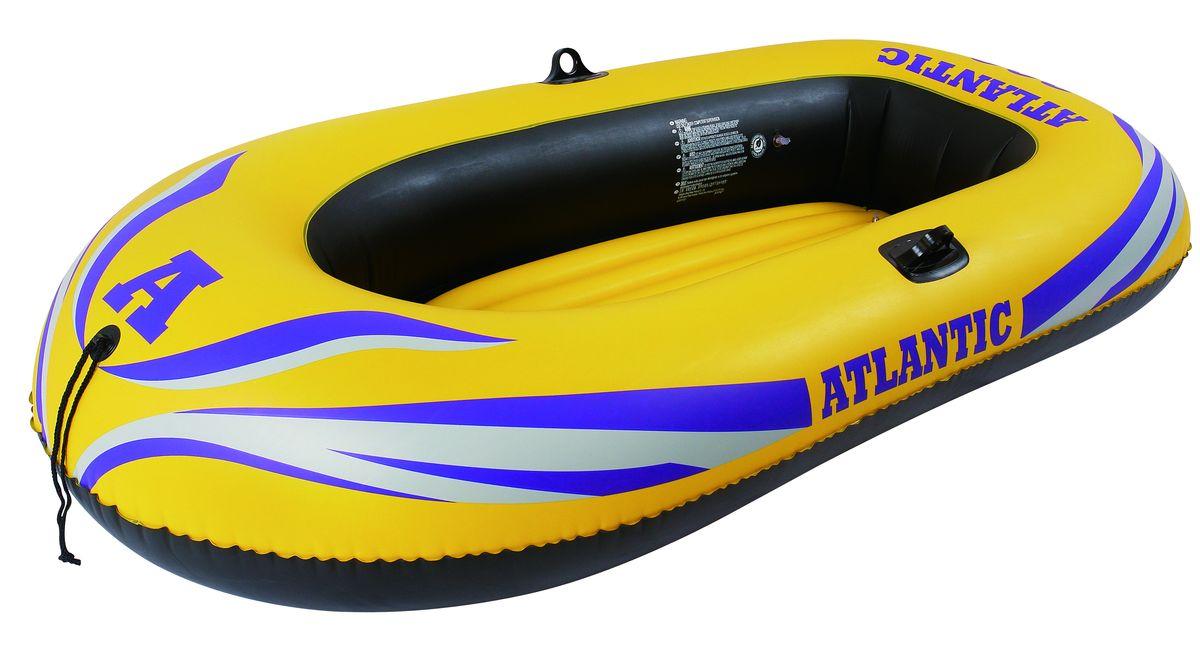 Лодка надувная Jilong Atlantic 300, 230 х 135 см, цвет: желтый1305RЛодка надувная JILONG JL007230NPF ATLANTIC BOAT 30, 2 взрослых+ребенокРазмер - 230х135 смМаксимальная нагрузка – 160 кгТип:гребная- Количество мест - 2 +1- Длина лодки - 230 см- Надувной пол- Вес лодки - 2,7 кг- Метериал - неармированный ПВХ- Надувной пол- Надежные держатели весел - Трос для транспортировки - Самоклеящаяся заплатка в комплектеХарактеристики:Размер в рабочем состоянии - 230х135 смМаксимальная нагрузка – 160 кгВес лодки: 2,7 кгЦвет: желтыйСтрана: КитайГрузоподъемность:160кгДвижитель: веслаУключины: ДаМатериал:неармированный ПВХСиденье: нет