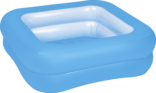 Бассейн надувной Jilong Square Baby, цвет: голубой, 83 х 83 x 27 смJL017393NPFБассейн надувной JILONG  SQUARE BABY POOL, Возраст 1-3Для использования на даче и природе. - Размер в рабочеи состоянии:83х83x27 см - Объем - 61 литр- Мягкое надувное дно- 2 кольца- Самоклеящаяся заплатка в комплектеАртикул: JL017393NPFМатериал: ПВХУпаковка:коробкаРазмер упаковки: 28х18х5см Вес: 0,760 кгКомпания JILONG это широкий выбор продукции высокого качества и отличный выбор для отдыха на природе.Характеристики: Бренд: JILONGПроизводитель: КитайУпаковка: коробкаРазмер упаковки: 28х18х5см Размер бассейна:83х83x27 смОбъем: 61 литрМатериал:ПВХВес: 0,760 кгАртикул: JL017393NPF
