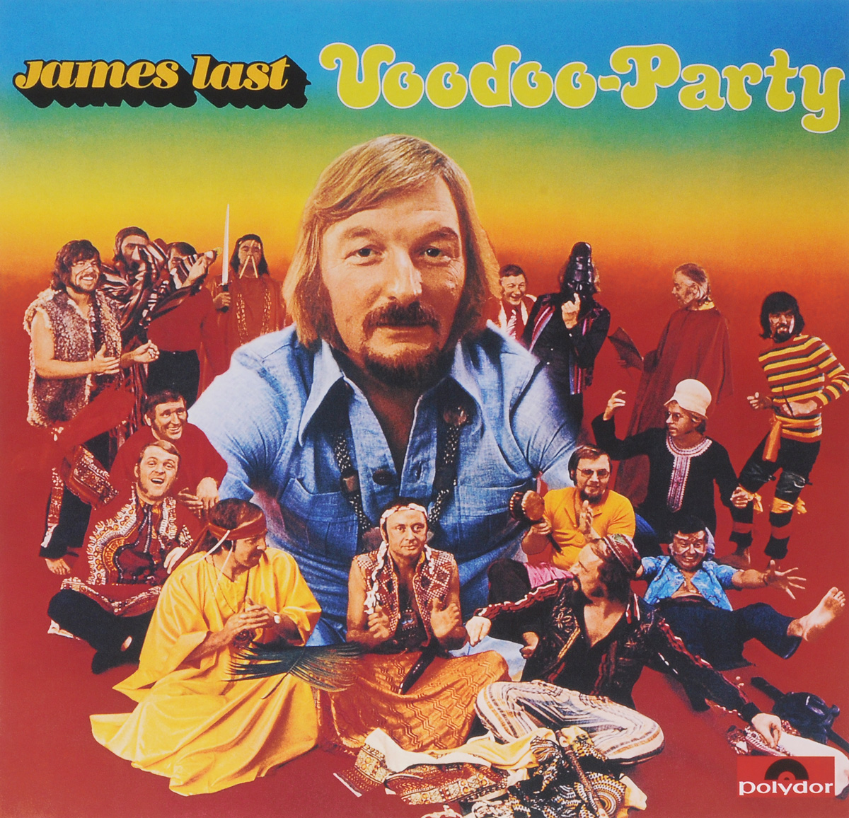 Джеймс Ласт James Last. Voodoo-Party (LP) джеймс ласт james last 80 greatest hits 3 cd