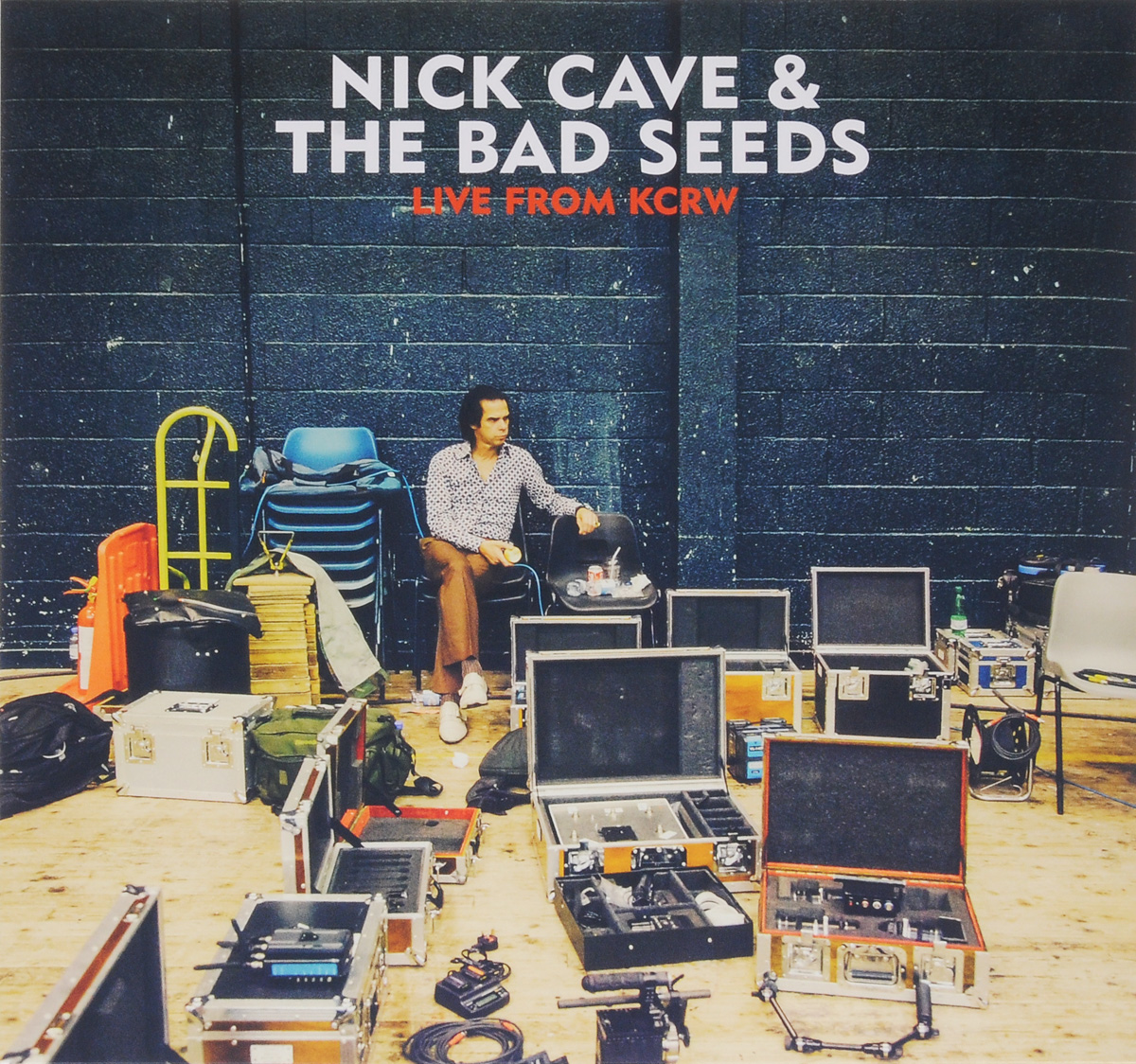 Ник Кейв,The Bad Seeds Nick Cave & The Bad Seeds. Live From KCRW (2 LP) ник кейв maximum nick cave the unauthorised biography of nick cave