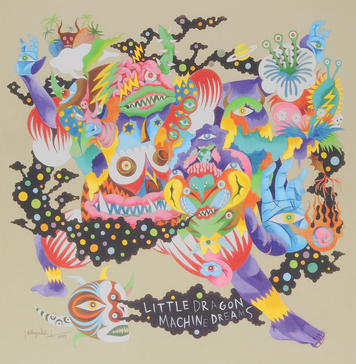 Little Dragon Little Dragon. Machine Dreams (LP) little elevenparis 393471