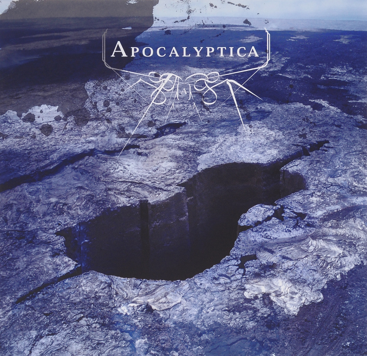 Apocalyptica Apocalyptica. Apocalyptica (2 LP + CD) shinedown shinedown threat to survival lp cd