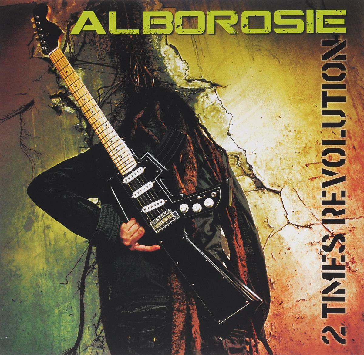 Alborosie Alborosie. 2 Times Revolution (LP) alborosie alborosie sound the system showcase limited edition 5 lp