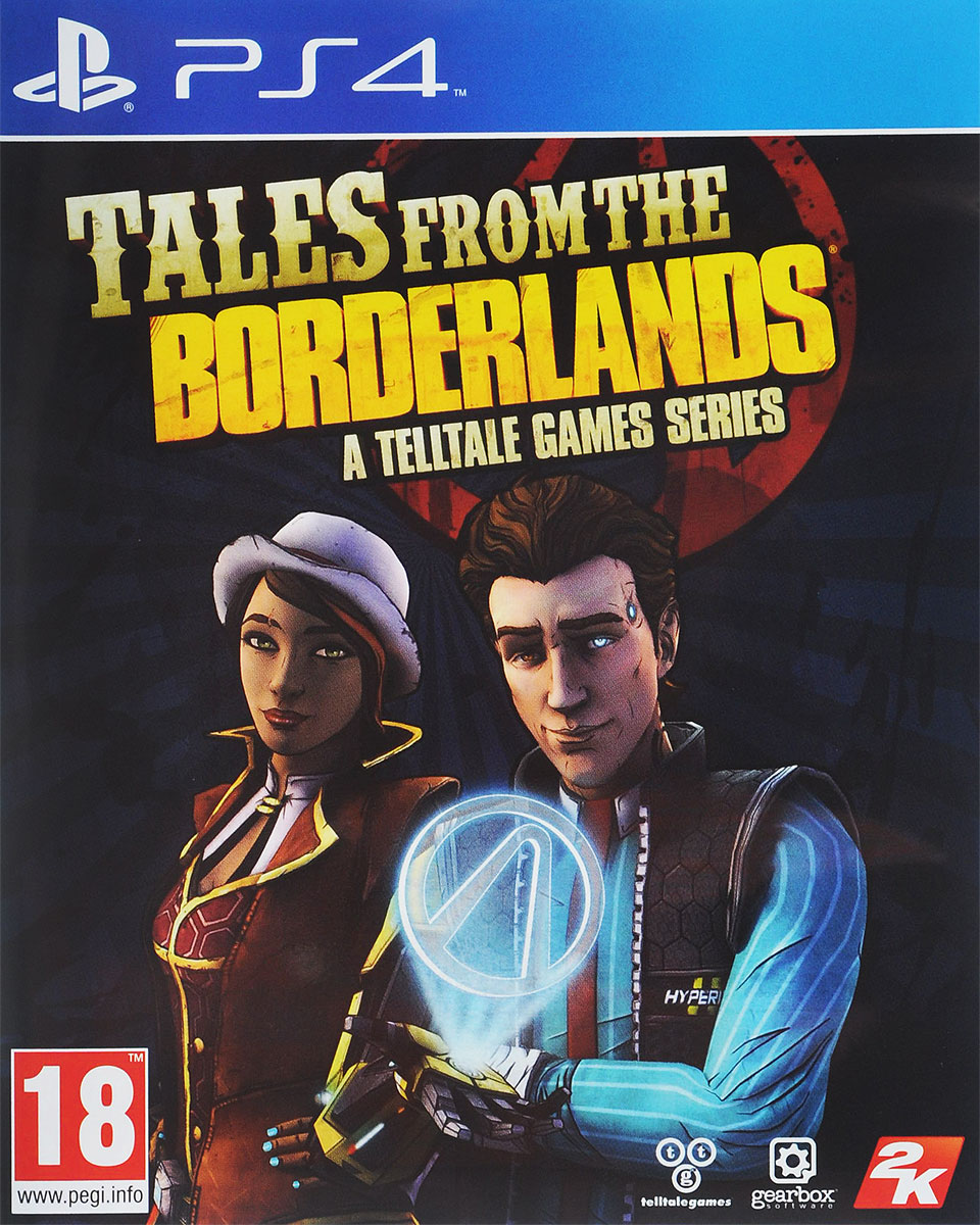 Tales From The Borderlands (PS4) tales from the borderlands xbox one