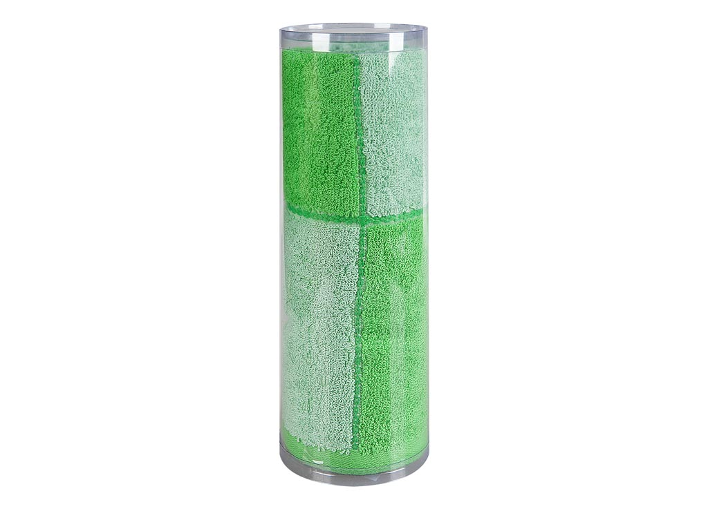 Полотенце махровое Soavita Азия, цвет: зеленый, 45 х 90 см68/5/3Махровое полотно создается из хлопковых нитей, которые, в свою очередь, прядутся из множества хлопковых волокон. Чем длиннее эти волокна, тем прочнее будет нить, и, соответственно, изделие. Длина составляющих хлопковую нить волокон влияет и на фактуру получаемой ткани: чем они длиннее, тем мягче и пушистее получится махровое изделие, тем лучше будет впитывать изделие воду. Хотя на впитывающие качество махры – ее гигроскопичность, не в последнюю очередь влияет состав волокна. Мягкая махровая ткань отлично впитывает влагу и быстро сохнет. Soavita – это популярный бренд домашнего текстиля. Дизайнерская студия этой фирмы находится во Флоренции, Италия. Производство перенесено в Китай, чтобы сделать продукцию более доступной для покупателей. Таким образом, вы имеете возможность покупать продукцию европейского качества совсем не дорого. Домашний текстиль прослужит вам долго: все детали качественно прошиты, ткани очень плотные, рисунок наносится безопасными для здоровья красителями, не линяет и держится много лет. Все изделия упакованы в подарочные упаковки.