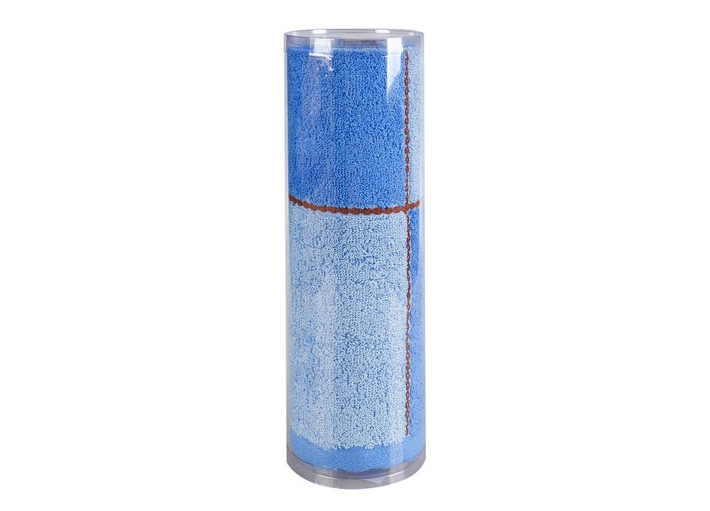 Полотенце махровое Soavita Азия, цвет: синий, 45 х 90 смCLP446Махровое полотенце для тела Soavita Азия выполнено из натурального хлопка. Махровое полотно создается из хлопковых нитей, которые, в свою очередь, прядутся из множества хлопковых волокон. Чем длиннее эти волокна, тем прочнее будет нить, и, соответственно, изделие. Длина составляющих хлопковую нить волокон влияет и на фактуру получаемой ткани: чем они длиннее, тем мягче и пушистее получится махровое изделие, тем лучше будет впитывать изделие воду. Хотя на впитывающие качество махры - ее гигроскопичность, не в последнюю очередь влияет состав волокна. Мягкая махровая ткань отлично впитывает влагу и быстро сохнет. Полотенце отлично впитывает влагу, быстро сохнет, сохраняет яркость цвета и не теряет форму даже после многократных стирок.