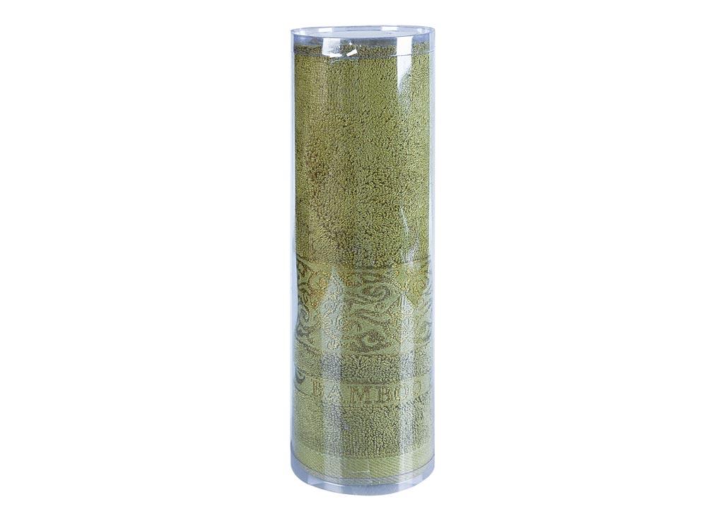 Полотенце махровое Soavita Mario, цвет: зеленый, 50 х 90 см1004900000360Махровое полотно создается из хлопковых нитей, которые, в свою очередь, прядутся из множества хлопковых волокон. Чем длиннее эти волокна, тем прочнее будет нить, и, соответственно, изделие. Длина составляющих хлопковую нить волокон влияет и на фактуру получаемой ткани: чем они длиннее, тем мягче и пушистее получится махровое изделие, тем лучше будет впитывать изделие воду. Хотя на впитывающие качество махры – ее гигроскопичность, не в последнюю очередь влияет состав волокна. Мягкая махровая ткань отлично впитывает влагу и быстро сохнет. Soavita – это популярный бренд домашнего текстиля. Дизайнерская студия этой фирмы находится во Флоренции, Италия. Производство перенесено в Китай, чтобы сделать продукцию более доступной для покупателей. Таким образом, вы имеете возможность покупать продукцию европейского качества совсем не дорого. Домашний текстиль прослужит вам долго: все детали качественно прошиты, ткани очень плотные, рисунок наносится безопасными для здоровья красителями, не линяет и держится много лет. Все изделия упакованы в подарочные упаковки.