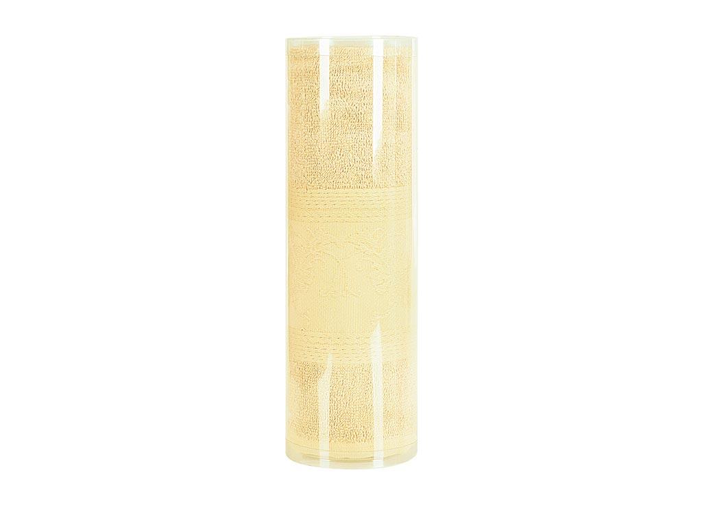 Полотенце махровое Soavita Eo. Цветы, цвет: желтый, 50 х 70 см68/5/4Махровое полотенце Soavita Eo. Цветы выполнено из высококачественного полотна на основе бамбука и хлопка. Изделие отлично впитывает влагу, быстро сохнет, сохраняет яркость цвета и не теряет форму даже после многократных стирок. Полотенце очень практично и неприхотливо в уходе.