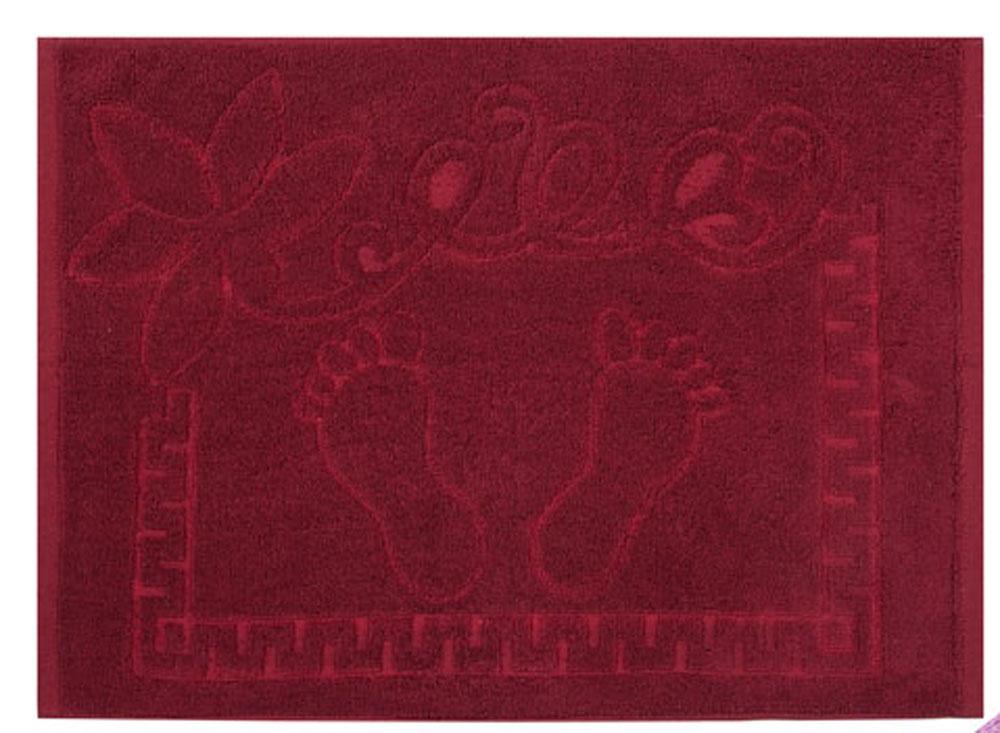 Полотенце Soavita Жаккард, цвет: бордовый, 50 х 70 см68/5/3Полотенце Soavita Жаккард выполнено из 100% хлопка и украшено оригинальным рисунком. Изделие отлично впитывает влагу, быстро сохнет, сохраняет яркость цвета и не теряет форму даже после многократных стирок. Полотенце - это необходимый атрибут каждой ванной комнаты в любом доме. Оно создаст прекрасное настроение и украсит интерьер.
