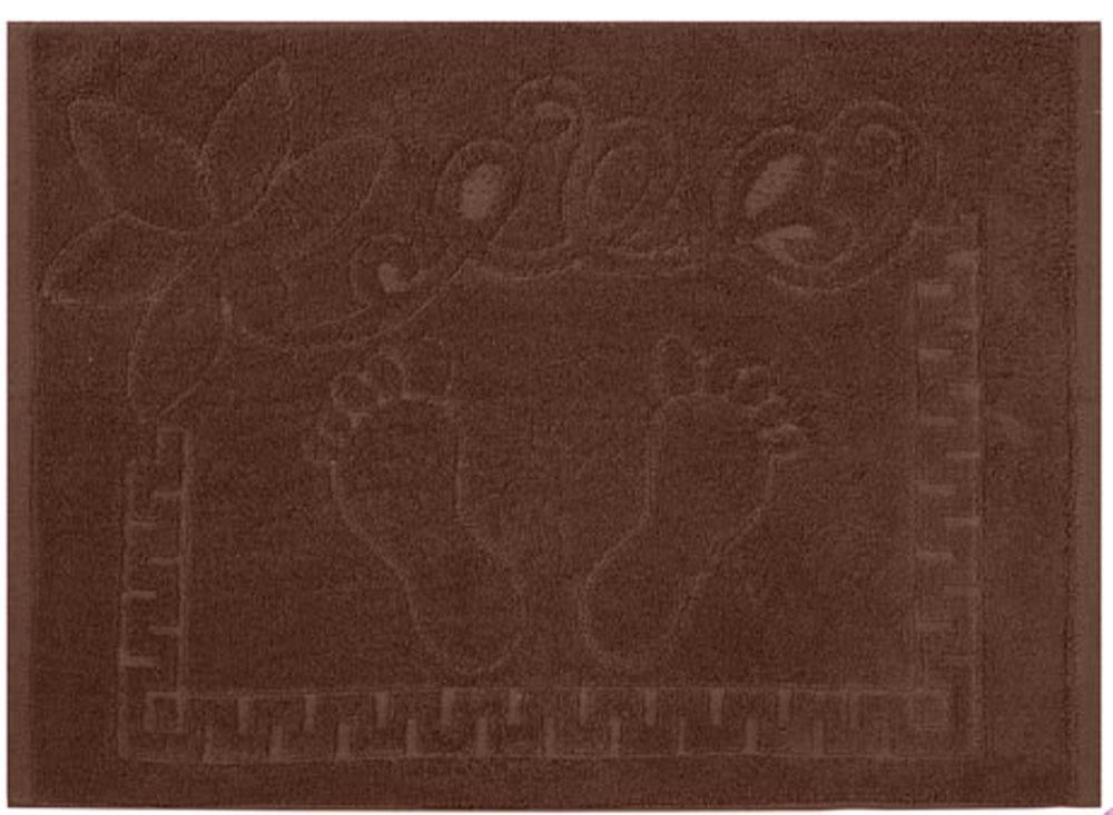 Полотенце Soavita Жаккард, цвет: коричневый, 50 х 70 см391602Полотенце Soavita Жаккард выполнено из 100% хлопка и украшено оригинальным рисунком. Изделие отлично впитывает влагу, быстро сохнет, сохраняет яркость цвета и не теряет форму даже после многократных стирок. Полотенце - это необходимый атрибут каждой ванной комнаты в любом доме. Оно создаст прекрасное настроение и украсит интерьер.
