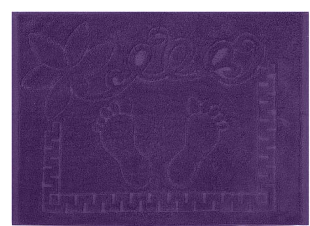 Полотенце Soavita Жаккард, цвет: лиловый, 50 х 70 см68/5/3Полотенце Soavita Жаккард выполнено из 100% хлопка и украшено оригинальным рисунком. Изделие отлично впитывает влагу, быстро сохнет, сохраняет яркость цвета и не теряет форму даже после многократных стирок. Полотенце - это необходимый атрибут каждой ванной комнаты в любом доме. Оно создаст прекрасное настроение и украсит интерьер.