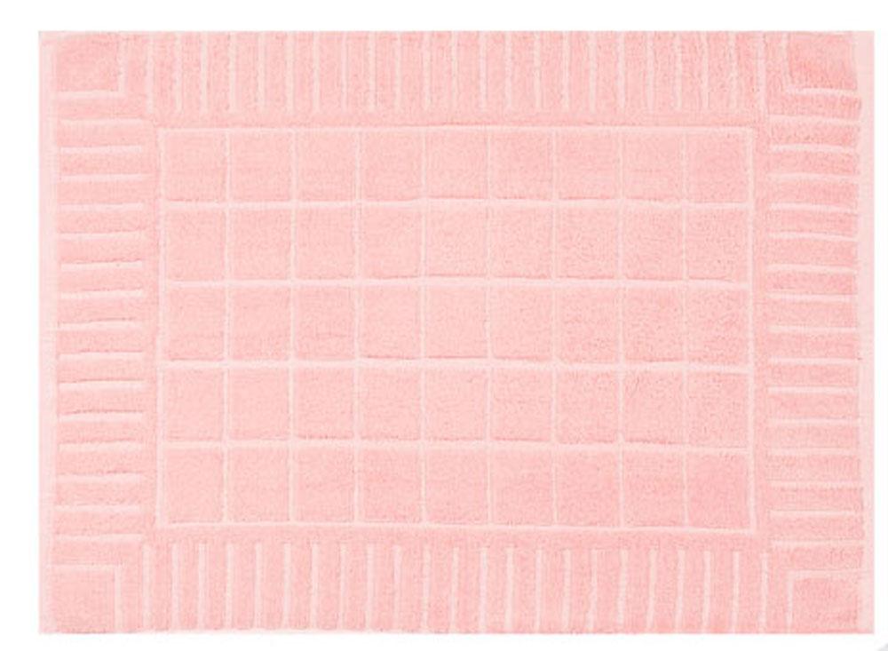 Полотенце Soavita Добби, цвет: персиковый, 50 х 70 см68/5/3Перед использованием постирать при температуре не выше 40 градусов
