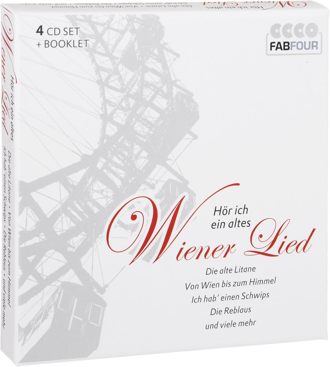 Hor Ich Ein Altes. Wiener Lied (4 CD) franz kafka die verwandlung