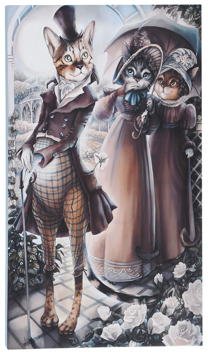 КвикДекор Картина детская Мистер ДарсиAP-00830-00046-Cn4570Картина КвикДекор Мистер Дарси - это прекрасное украшение для вашей гостиной, детской или спальни. Она привнесет в интерьер яркий акцент и сделает обстановку комфортной и уютной.Автор картины - Надежда Соколова - родилась в 1973 году в городе Дрездене. В 1986-1990 годах училась в Художественной школе города Новгорода. В 1995 году окончила с отличием рекламное отделение Новгородского училища культуры. В 2000 году защитила диплом на факультете Искусств и Технологий НовГУ имени Ярослава Мудрого. Выставляется с 1996 года. Работает в техниках: живопись, графика, батик, лаковая миниатюра, авторская кукла. Является автором оригинального стиля в миниатюре.Изделие представляет собой картину с латексной печатью на натуральном хлопчатобумажном холсте. Галерейная натяжка на деревянный подрамник выполнена очень аккуратно, а боковые части картины запечатаны тоновой заливкой. Обратная сторона подрамника содержит отверстие, благодаря которому картину можно легко закрепить на стене и подкорректировать ее положение.Картина Мистер Дарси - это отличный подарок и красивое интерьерное украшение!