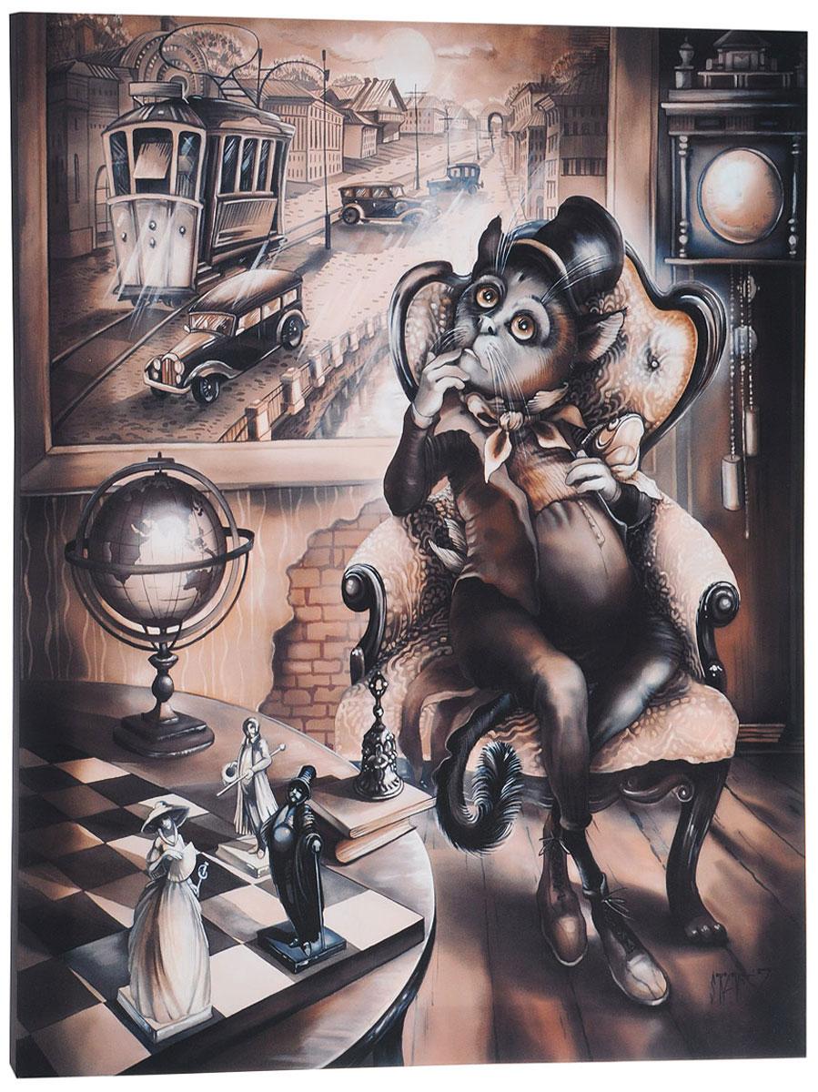 КвикДекор Картина детская БегемотCV 3006 ДекорКартина КвикДекор Бегемот - это прекрасное украшение для вашей гостиной, детской или спальни. Она привнесет в интерьер яркий акцент и сделает обстановку комфортной и уютной.Автор картины - Надежда Соколова - родилась в 1973 году в городе Дрездене. В 1986-1990 годах училась в Художественной школе города Новгорода. В 1995 году окончила с отличием рекламное отделение Новгородского училища культуры. В 2000 году защитила диплом на факультете Искусств и Технологий НовГУ имени Ярослава Мудрого. Выставляется с 1996 года. Работает в техниках: живопись, графика, батик, лаковая миниатюра, авторская кукла. Является автором оригинального стиля в миниатюре.Изделие представляет собой картину с латексной печатью на натуральном хлопчатобумажном холсте. Галерейная натяжка на деревянный подрамник выполнена очень аккуратно, а боковые части картины запечатаны тоновой заливкой. Обратная сторона подрамника содержит отверстие, благодаря которому картину можно легко закрепить на стене и подкорректировать ее положение.Картина Бегемот - вдохновляющее декоративное решение, привносящее в интерьер нотки творчества и изысканности!