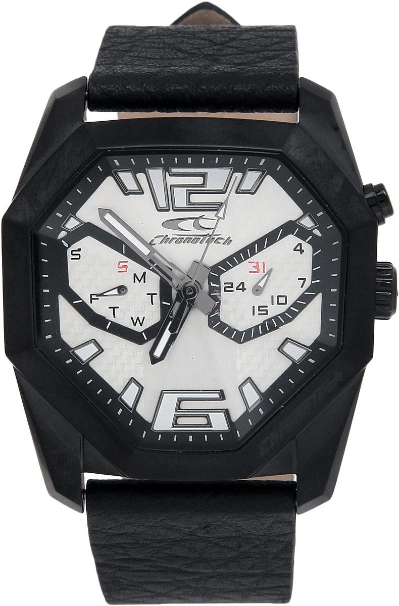 Zakazat.ru: Часы наручные мужские Chronotech Ego, цвет: черный. RW0082