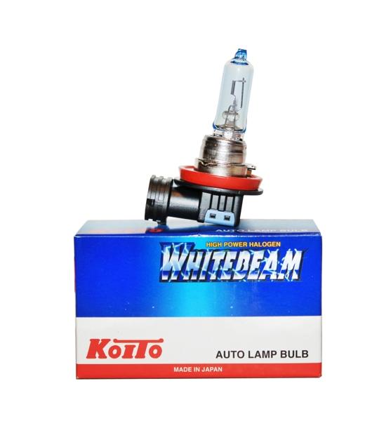 Лампа высокотемпературная Koito Whitebeam H9 12V 65W (120W) 1 шт. 0759WKOITO Лампа автомобильная 0759W1. УДВОЕННАЯ ЯРКОСТЬ СВЕТА ФАРЕсли Вы хотите увеличить яркость света фар Вашего автомобиля - лампы KOITO Whitebeam будут лучшим выбором!Удвоенная ЯркостьЛампы KOITO Whitebeam являются вершиной развития технологий автомобильного освещения. Созданные с применением самых современных технологий и ноу-хау компании KOITO, разработанные на основе опыта поставок систем освещения крупнейшим мировым автопроизводителям, лампы серии Whitebeam III воплотили в себе весь опыт и достижения компании за почти вековую историю работы.Удвоенная яркость и отличная освещенностьдороги обеспечивается за счет применения нескольких технологий:- Температура свечения нити накаливания, выполненная из материала с повышенной тугоплавкостью, выше, чем в стандартных галогеновых лампах.- Смесь инертных газов, специально закаченных в колбу под давлением, в два раза превышающим таковое в обычной лампе.Как результат, удвоенная яркость и улучшенная освещенность дороги!НАДЕЖНОСТЬ И ДОЛГИЙ СРОК СЛУЖБЫНадежность И Долгий СрокВсовременных автомобилях замена ламп часто является сложной задачей,для решения которой Вам понадобится ехать на СТО, тратить время иденьги. Лампы KOITO помогут Вам сэкономить, установивих один раз, Вы надолго обеспечите отличное «зрение» Вашемуавтомобилю!Лампы KOITO произведены на заводе компании KOITOв Японии и отвечают требованиям к качеству продукции,поставляемой на конвейеры.Срок службы лампы соответствует спецификациямпроизводителей автомобилей, т.е. лампы KOITO прослужат на25-100% дольше, чем похожие продукты других производителей. БЕЗОПАСНОСТЬ ДЛЯ ФАРЧасто, пытаясьувеличить яркость света фар автомобиля, автовладельцы выбираютлампы увеличенной мощности. Такие лампы не предназначены дляиспользования в стандартных фарах, и результатом их использованиестановится оплавившейся и помутневший пластик фар, а часто и выход изстроя фары.Лампы KOITO разработаны для применения влюбых фарах, 