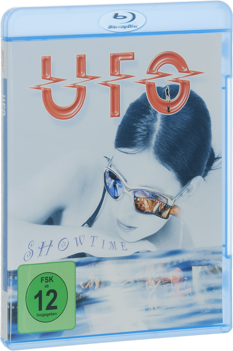 UFO Ufo. Showtime (Blu-ray) ufo ufo showtime blu ray