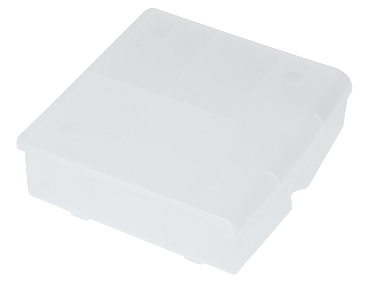Органайзер для мелочей Blocker, цвет: прозрачный, 17 х 16 х 4,5 смU210DFОрганайзер для мелочей Blocker предназначен для оптимальной организациипространства. Внутреннее деление делает удобным размещениевнутри блока деталей, которые необходимо отделить друг от друга, а прозрачнаякрышка позволяет увидеть содержимое, не открывая блок. Подходит дляхранения швейных принадлежностей, мелких деталей и рыболовных снастей.Крышка плотно закрывается и предотвращает потерю содержимого.