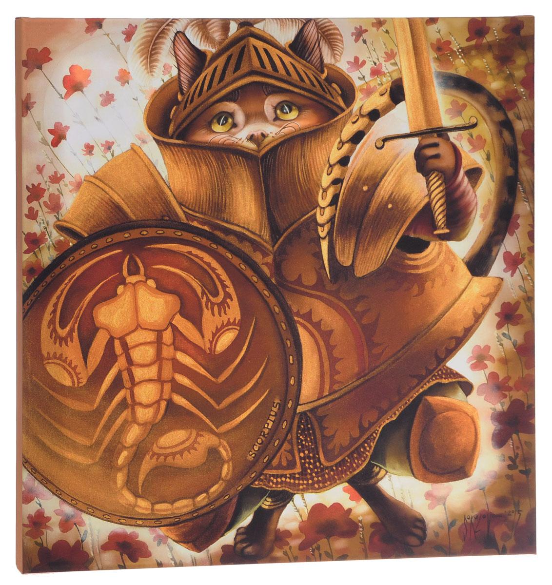КвикДекор Картина детская СкорпионRG-D31SКартина КвикДекор Скорпион художника Надежды Соколовой дополнит обстановку интерьера нежными красками и необычным оформлением.Изделие представляет собой картину с латексной печатью на натуральном хлопчатобумажном холсте. Галерейная натяжка на деревянный подрамник выполнена очень аккуратно, а боковые части картины запечатаны тоновой заливкой. Обратная сторона подрамника содержит отверстие, благодаря которому картину можно легко закрепить на стене и подкорректировать ее положение.Надежда Соколова родилась в 1973 году в городе Дрездене. В 1986-90 годах училась в Художественной школе города Новгорода. В 1995 году окончила с отличием рекламное отделение Новгородского училища культуры. В 2000 году защитила диплом на факультете Искусств и Технологий НовГУ имени Ярослава Мудрого. Выставляется с 1996 года. Работает в техниках: живопись, графика, батик, лаковая миниатюра, авторская кукла. Является автором оригинального стиля в миниатюре.Картина КвикДекор Скорпион - та деталь, которая придает дому обжитой вид и создает ощущение уюта.