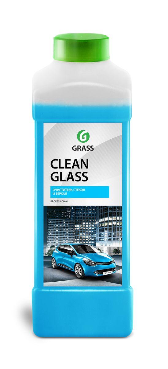 Средство для очистки стекол и зеркал Grass Clean Glass, 1 лRC-100BWCСредство Grass Clean Glass - это универсальный очиститель для стекол, зеркал, пластика, хрома, кафеля. Не оставляет подтеков, разводов, придает поверхностям антистатические свойства. Удаляет пятна и следы от пальцев, защищает от пыли, придает блеск. Раствор готов к применению.Товар сертифицирован.