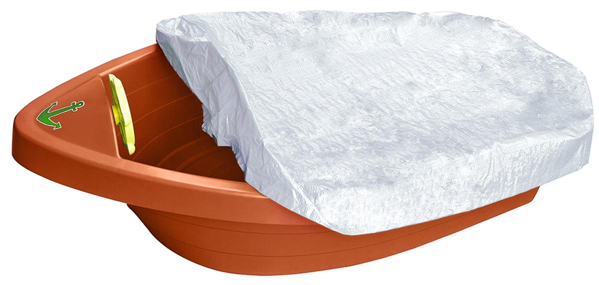 PalPlay Бассейн с покрытием Лодочка цвет оранжевый09840-20.000.00Яркий прочный бассейн-песочница PalPlay Лодочка прекрасно подойдет для веселой игры малышей на даче. Теперь в жаркий летний денек малыш сможет охладиться и побарахтаться в водичке. У лодочки есть штурвал, малыш сможет представить себя капитаном дальнего плавания. Лодочку можно использовать не только как бассейн, но и в качестве песочницы. Внутри есть сиденье для малыша. В комплект также входит набор наклеек.Бассейн PalPlay Лодочка сделан из прочного нетоксичного пластика, с соблюдением европейского стандарта качества и безопасности для детских товаров. Удобный тент позволит сохранить чистой воду (или песок сухим) в то время, когда малыш не играет. Бассейн предназначен для детей от 2 лет и весом до 25 кг.