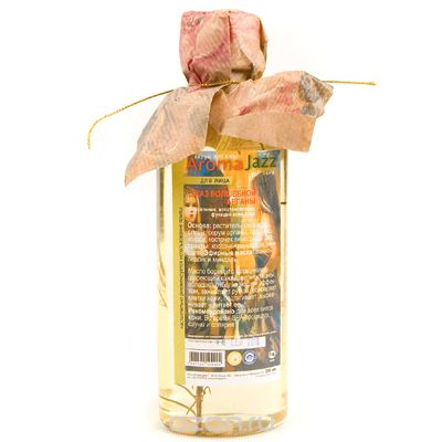 Aroma Jazz Масло жидкое для лица питательное Джаз волшебной арганы, 200 млFS-00897Действие: питает, восстанавливает, повышает тонус и эластичность кожи. Серум арганы оказывает выраженное моделирующее действие на волокна кожи, дополняя, усиливая и пролонгируя восстанавливающее действие других компонентов масла. Масло разглаживает мелкие морщины, снимает признаки усталости, оказывает антистрессовое воздействие на кожу, ускоряя регенерацию клеток. Предупреждает ослабление волокон эластина, положительно влияет на рост и развитие новых клеток, укрепляет соединительную и межклеточную ткани. Противопоказания: аллергическая реакция на составляющие компоненты. Срок хранения: 24 месяца. После вскрытия упаковки рекомендуется использование помпы, использовать в течение 6 месяцев. Не рекомендуется снимать помпу до завершения использования.