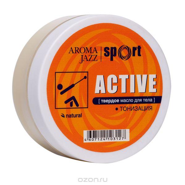 Aroma Jazz Масло твердое АРОМА СПОРТ ACTIVE, 150 мл72523WDДействие: используется для заживления микротрещин, ссадин, профилактики образования рубцов и шрамов. Приятное тонизирующее действие на кожу, улучшает питание, придает ей гладкость и упругость. Противопоказания: индивидуальная непереносимость компонентов. Срок годности 24 месяца. После вскрытия упаковки использовать в течении 6 месяцев.