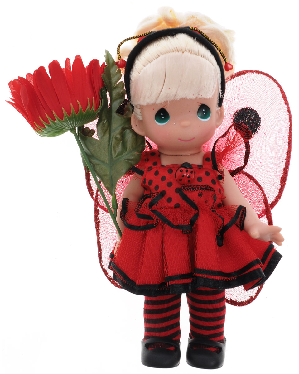Precious Moments Кукла Божья коровка куклы gulliver кукла дынька 30см