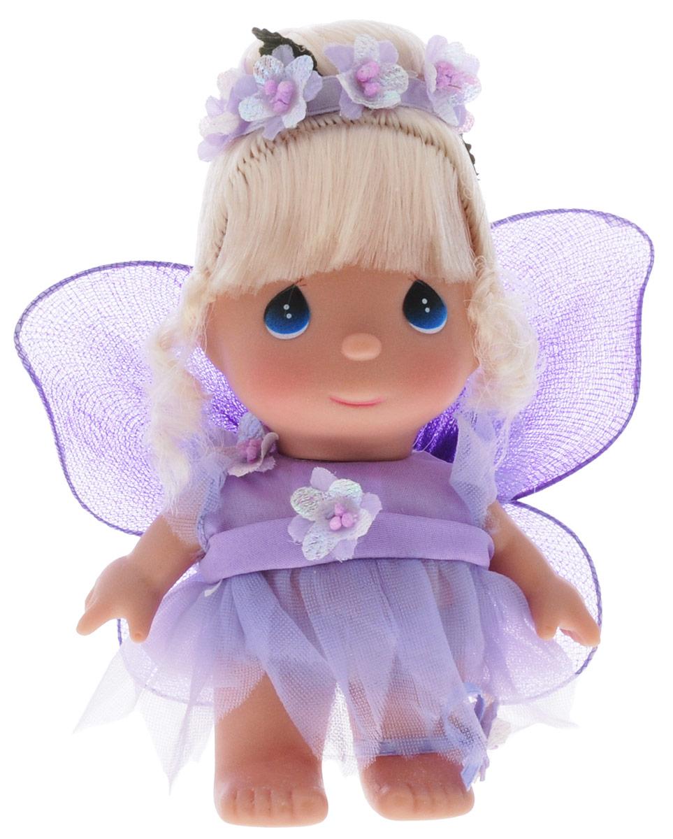 Precious Moments Мини-кукла Фея цвет наряда фиолетовый precious moments мини кукла колокольчик