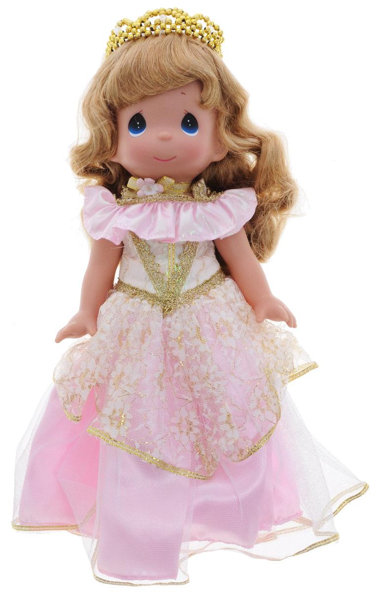 Precious Moments Кукла Спящая красавица цвет платья розовый куклы и одежда для кукол disney кукла спящая красавица