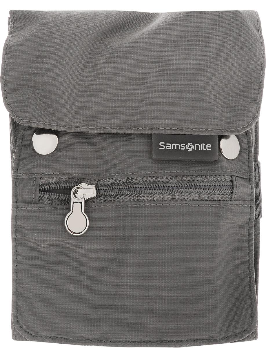 Сумка для документов Samsonite747998-101Практичная сумка для документов Samsonite выполнена из высококачественного нейлона. Изделие содержит одно вместительное отделение и шесть карманов. Отделение и два кармана закрываются на застежку-молнию. Сумка шнурком с фиксатором для переноски. Такая сумка идеально подойдет для поездок, в нее можно положить все необходимые документы.