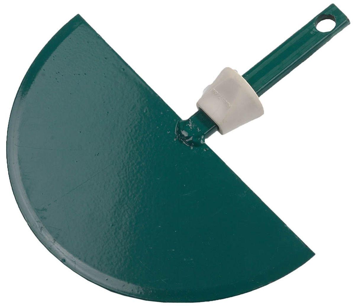 Мотыга садовая Raco, с быстрозажимным механизмом, ширина 30 смAPS-4L-01Садовая мотыга Raco применяется для подрезки углов газонов и подрубки корней растений. Стальное полотно мотыги остро заточено, закалено и покрыто защитной краской зеленого цвета. Мотыга оснащена быстрозажимным механизмом. Ширина рабочей части составляет 30 см.