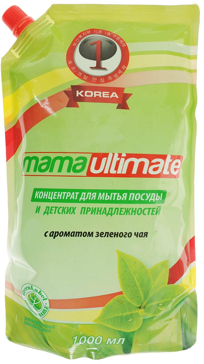Концентрат для мытья посуды и детских принадлежностей Mama Ultimate, с ароматом зеленого чая, 1 л790009Средство Mama Ultimate, выполненное на основе природных минералов с биоразлагаемой формулой, предназначено для мытья посуды и детских принадлежностей. Обладает смягчающим эффектом для кожи рук, эффективно устраняет неприятные запахи, легко удаляет жир даже в холодной воде.Состав: (30% и более) вода, (5% или более, но менее 15%) натрия лауретсульфат, (менее 5%) алкилбензолсульфокислота, хлорид натрия, гидроксид натрия, метилхлоризотиазолинон и метилизотиазолинон, трилон Б, парфюмерная композиция, краситель.Товар сертифицирован.