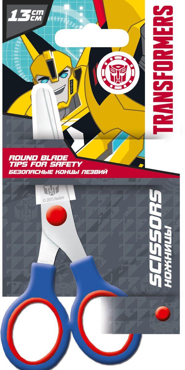 Transformers Ножницы детские 13 смFS-54115Детские ножницы Transformers, выполненные из металла и пластика, имеют скругленные концы. Оснащены пластиковым чехлом для безопасного использования и хранения. Длина ножниц: 13 см.