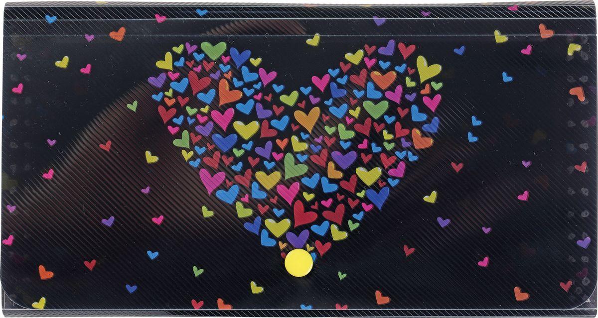Centrum Папка на кнопке Сердце39062Папка на кнопке Centrum Сердце содержит 12 отделений и закрывается на кнопку. Используется для хранения и транспортировки большого количества документов, сгруппированных по темам. Пластиковые разделители со сменными бумажными ярлычками обеспечивают быстрый поиск документов.