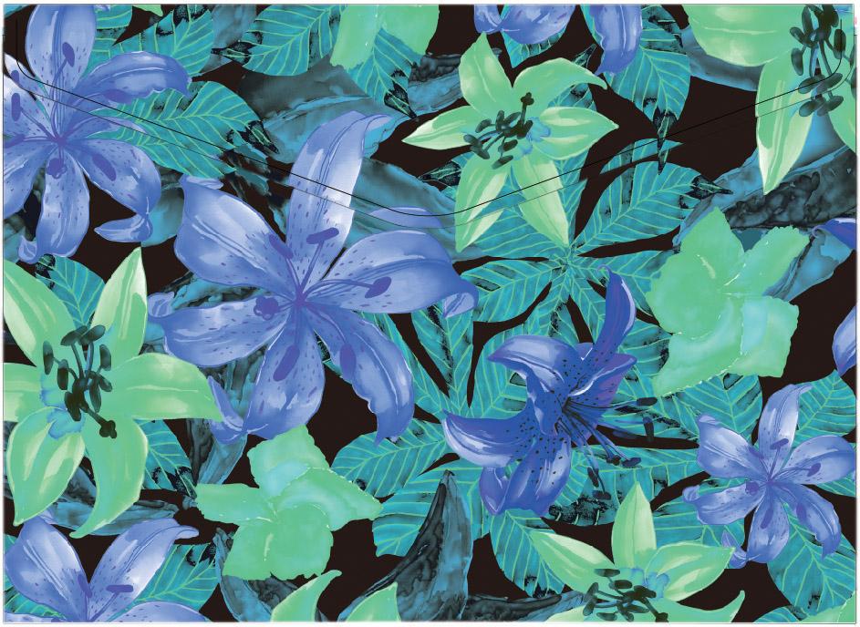 Centrum Папка-конверт на кнопке Lily цвет синий зеленый формат А486831Папка-конверт Centrum Lily - это удобный и практичный инструмент, предназначенный для хранения и транспортировки рабочих бумаг и документов формата А4. Папка изготовлена из плотного глянцевого пластика, оформлена красочным изображением красивых цветов. Изделие закрывается клапаном с кнопкой. Папка-конверт - это незаменимый атрибут для студента, школьника, офисного работника. Такая папка надежно сохранит ваши документы и сбережет их от повреждений, пыли и влаги.