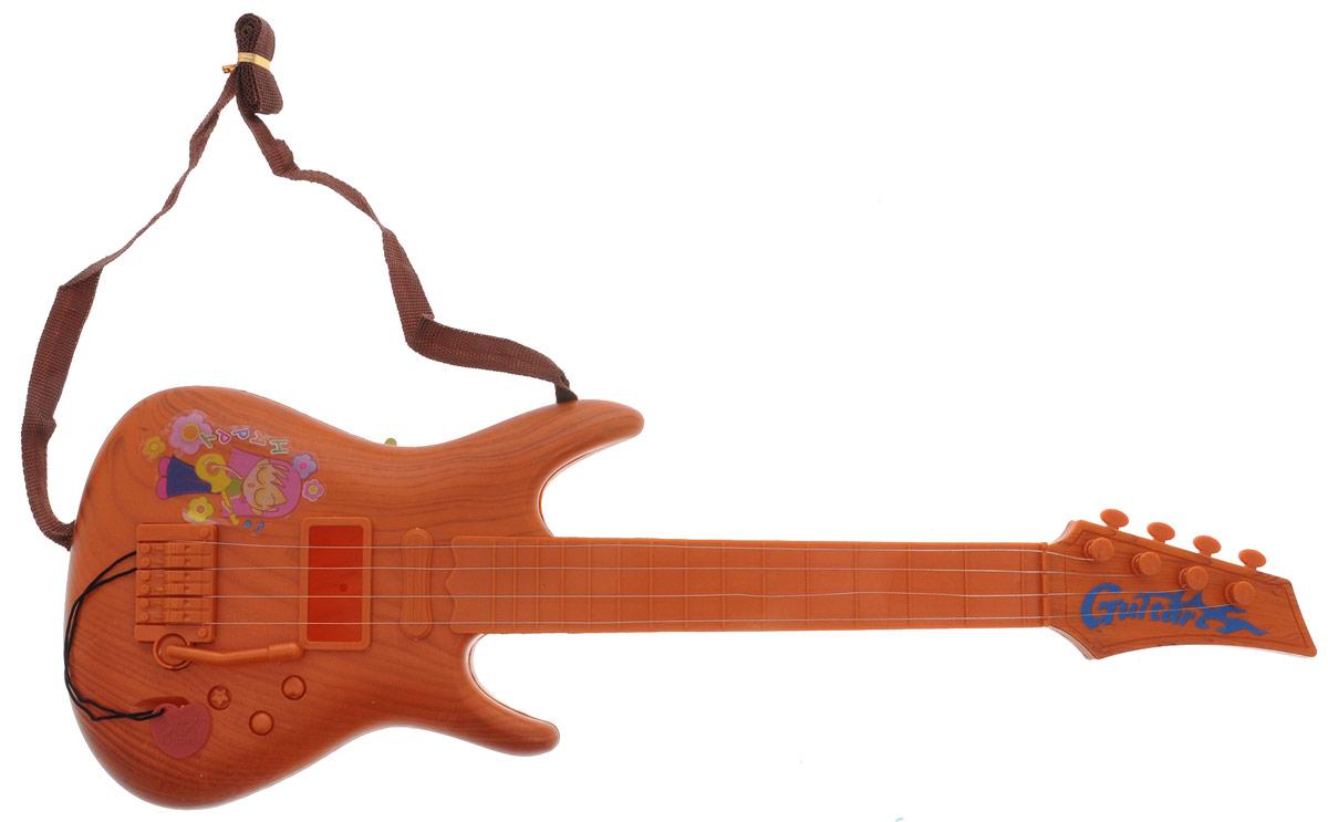Shantou Гитара цвет светло-коричневый