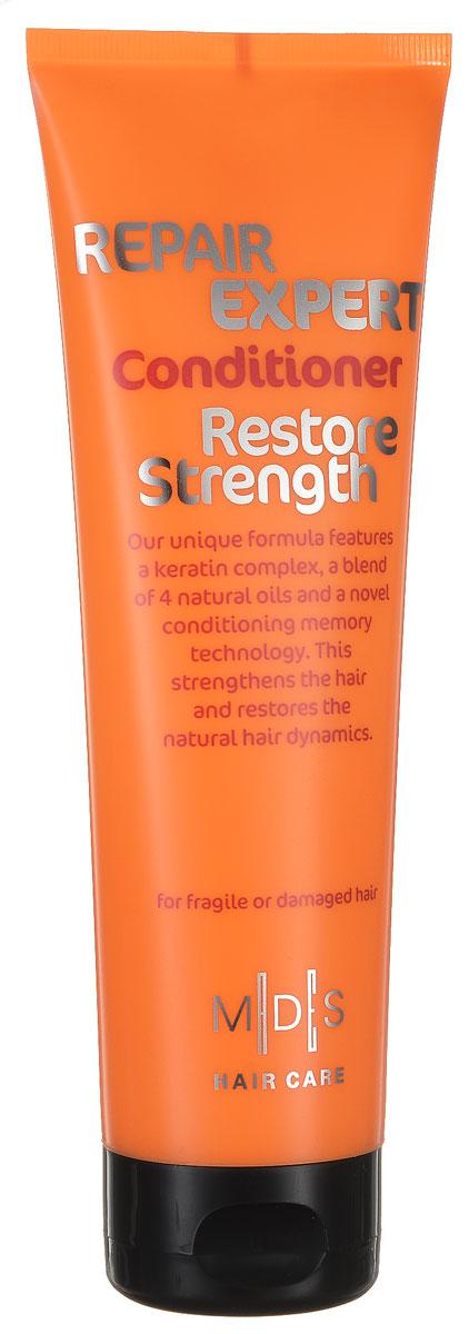 Hair Care Кондиционер кератиновый для поврежденных волос Repair Expert Restore Strength, 250 мл803818Восстанавливающий кондиционер с кератином для поврежденных и ломких волос. Кератиновый комплекс питает и восстанавливает структуру волос, предохраняя от ломкости. Масло моринга, авокадо, миндаля, рыжиковое масло в комплексе с экстрактами красного дерева и алоэ вера придают гладкость, блеск и мягкость волосам, облегчая расчесывание. Подходит для ежедневного применения.Для поврежденных и окрашенных волос.