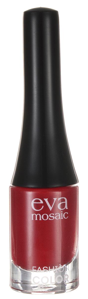Eva Mosaic Лак для ногтей Fashion Colour, 6 мл, 127 Алый МатовыйSC-FM20104Стойкие лаки для ногтей в экономичной упаковке небольшого объема - лак не успеет надоесть или загустеть! Огромный спектр оттенков - от сдержанной классики до самых смелых современных тенденций.- легко наносятся и быстро сохнут- обладают высокой стойкостью и зеркальным блеском- эргономичная плоская кисть для быстрого, аккуратного и точного нанесения.