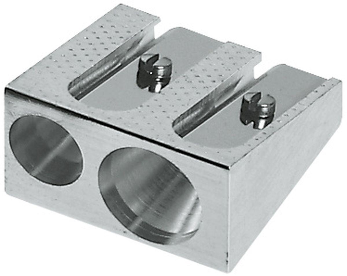 Faber-Castell Точилка 2 отверстия72523WDМеталлическая точилка Faber-Castell - качественная простая точилка с двумя отверстиями.Подходит для всех типов карандашей.