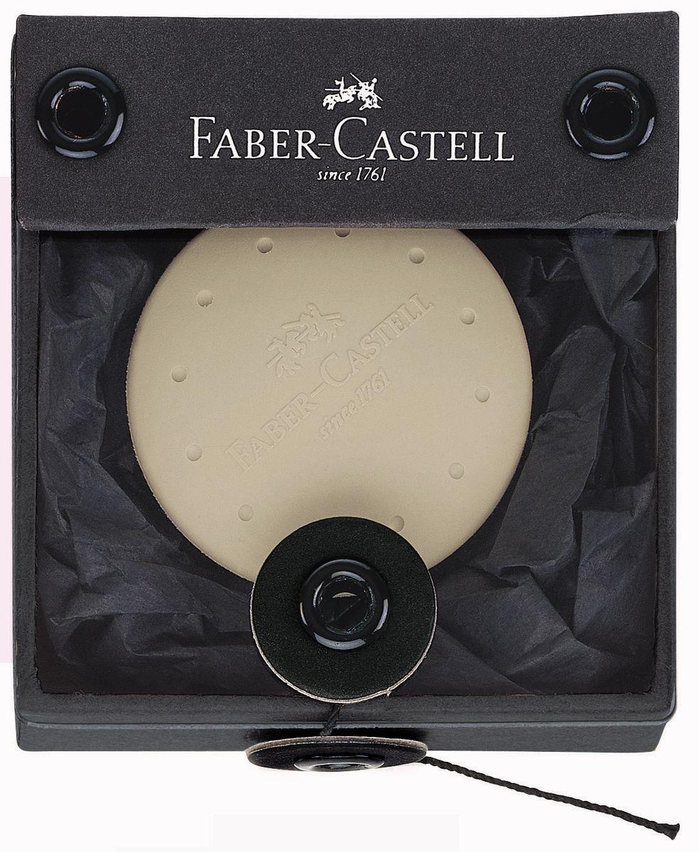 Faber-Castell Ластик Ufo183601Ластик Ufo - это высококачественный ластик для графитных простых и цветных карандашей. Элегантный дизайн делает ластик прекрасным подарком.
