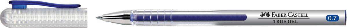 Ручка-роллер Faber-Castell True Gel с наконечником 0,7 мм обеспечивает очень мягкое письмо. Пригодна для письма на документах. Имеет водостойкие и светостойкие чернила. Эргономичная зона захвата обеспечивает комфорт во время письма. Колпачок оснащен упругим клипом.