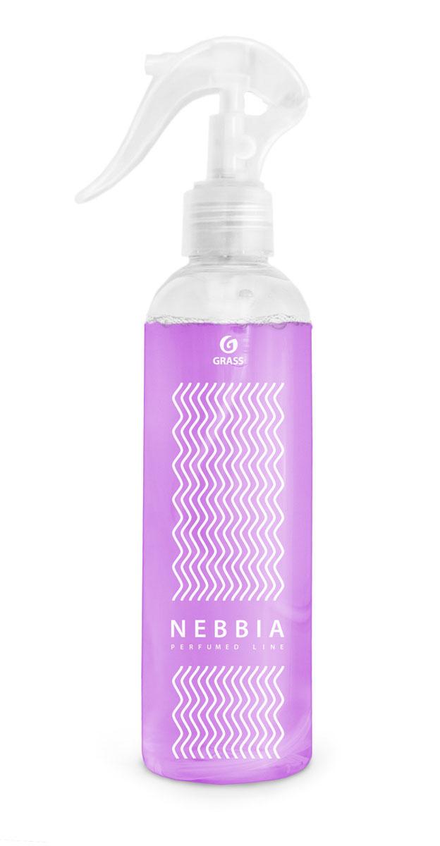 Жидкое ароматизирующее средство Grass Nebbia, 250 млCA-3505Жидкое ароматизирующее средство Grass Nebbia - это эксклюзивный ароматизатор с уникальным запахом премиального парфюма. Эффективно устраняет неприятные запахи и освежает воздух. Тщательно отобранные ингредиенты, входящие в состав ароматизатора, и экономичный распылитель позволяют наслаждаться ароматом длительное время. Подходит для ароматизации воздуха в помещениях различного типа и в автомобиле. Не оставляет следов на обивке, ткани, мебели, обоях.Товар сертифицирован.