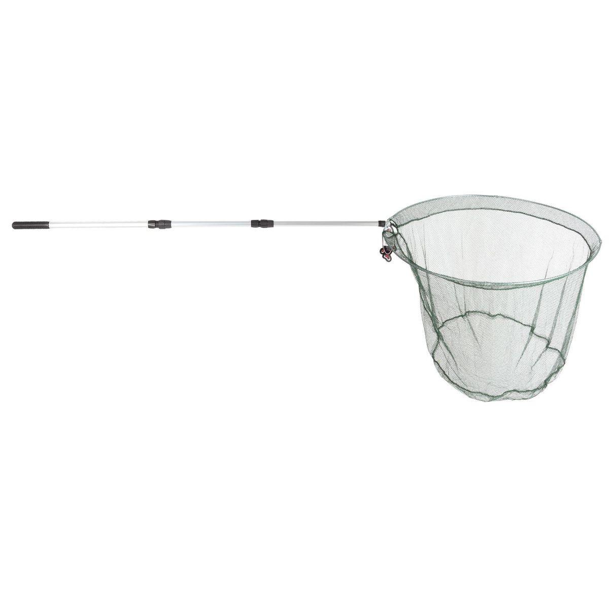 Подсачник рыболовный Onlitop, складной, диаметр 60 см, длина ручки 1,5 м1233148Подсачник рыболовный, складной d=60 см, алюминиевая ручка 1,5 м , имеет мелкую сетку. Это позволяет более бережно доставать рыбу, не нанося вреда её чешуе.