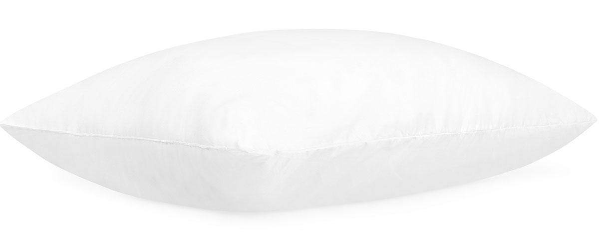 Подушка Daily by Togas Бамбук, наполнитель: полиэфирное волокно, цвет: белый, 50 х 70 смS03301004Подушка Daily by Togas Бамбук - это целительный эффект каждой ночи, легкость и бодрость вашего утра! Микрофибра, из которой выполнен чехол, - это высокотехнологичный, прочный материал, получаемый благодаря определённым процессам расслоения волокна. Его главные достоинства - экологическая чистота, гипоаллергенность, гигиеничность. В качестве наполнителя использовано полиэфирное волокно, известное долговечностью и способность на протяжении многих лет сохранять упругость и первоначальный объем; его отличает мягкость и воздушная легкость. Пропитка Бамбук повышает антибактериальные свойства как самой ткани, так и наполнителя, оказывает противовоспалительный и антисептический эффект. Подушка Бамбук - это союз природы и технологий на страже вашего здоровья!