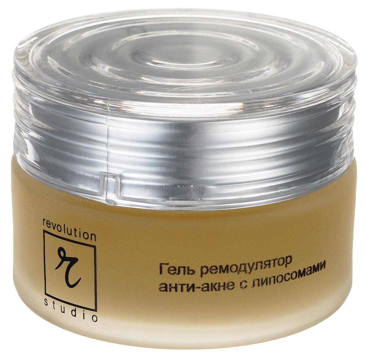R-Studio Гель-ремодулятор анти-акне ночной с липосомами 50 млFS-00103Гель-ремодулятор анти-акне ночной с липосомами - высокоэффективное предотвращение старения клеток кожи:глубоко проникает в кожу и эффективно воздействует на очаг воспаления; улучшает состояние и внешний вид кожи; приводит в норму ее влажность, жирность и эластичность; активизирует процесс регенерации кожи.