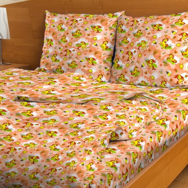 Letto Комплект белья для новорожденных Ясли BGR-31CLP446Комплект постельного белья Letto Ясли в кроватку с простыней на резинке в хлопковом исполнении и с хорошими устойчивыми красителями - по очень доступной цене! Эта модель произведена из традиционной российский бязи, плотного плетения. Такое белье прослужит долго и выдержит много стирок. Рекомендуется перед первым использованием постирать, но не пересушивать. Размер: пододеяльник 145*110, простыня 60*120 высота 20 см, резинка целиком по периметру, наволочка 40*60. Рисунок на наволочке может отличаться от представленного на фото.Подлежит машинной стирке при температуре 30 гр., строго на деликатном режиме.